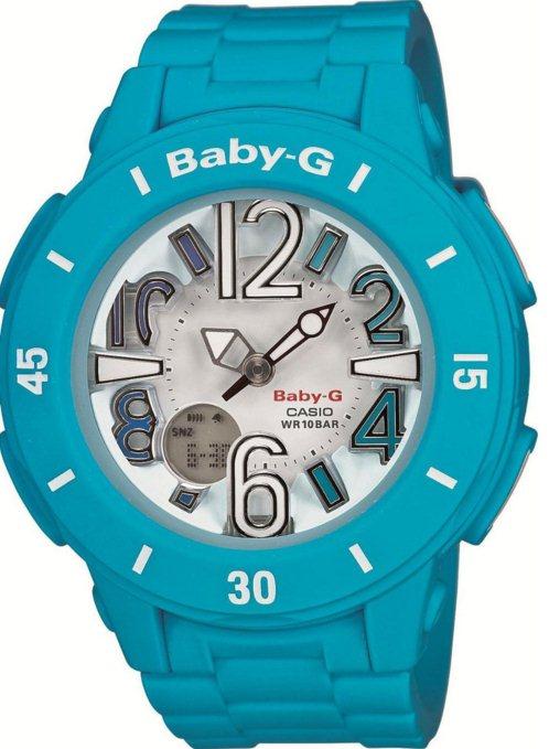 Детские часы Casio Baby-G BGA-170-2BER