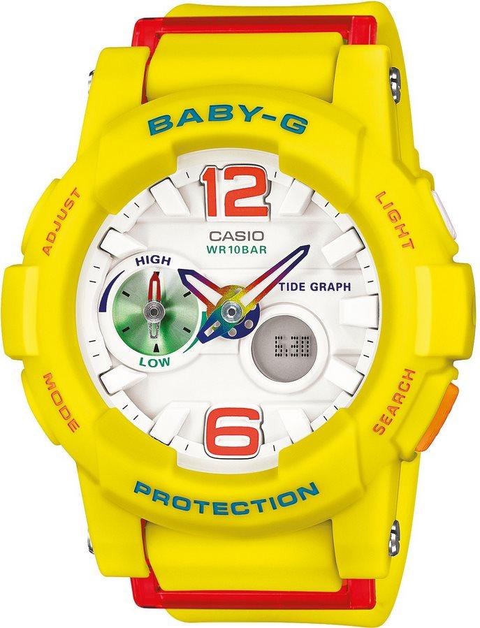 Оригинальные часы Casio BGA-180-9BER