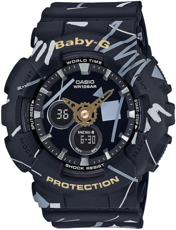 Оригинальные часы Casio BA-120SC-1AER