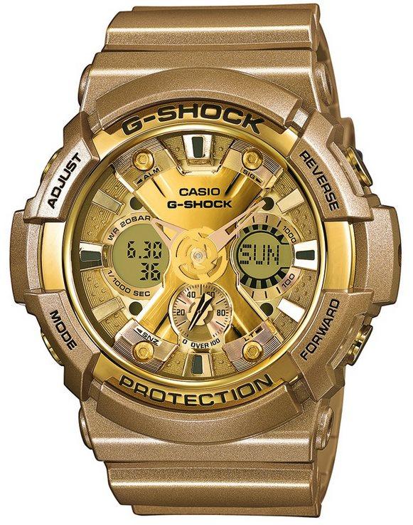 Оригинальные часы Casio G-Shock GA-200GD-9AER