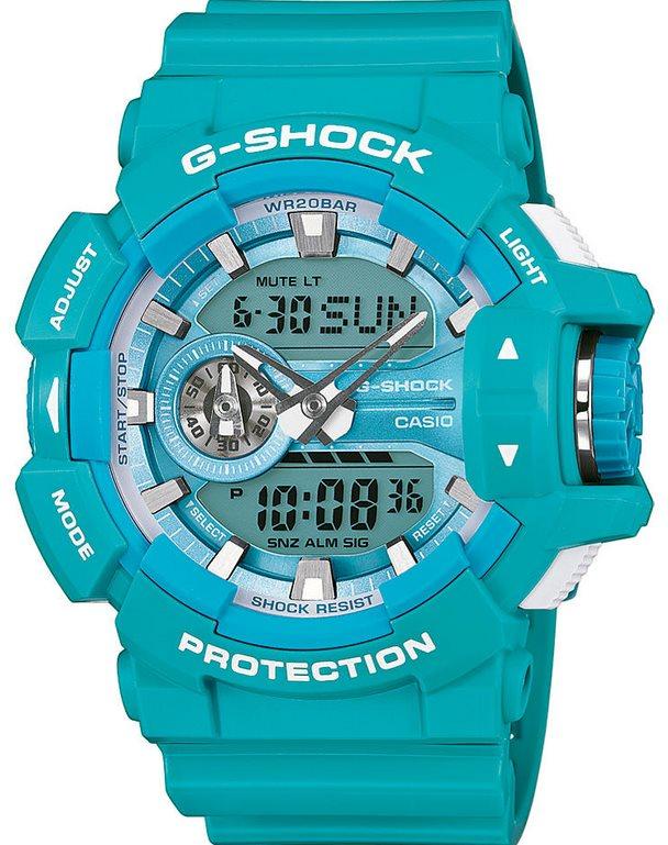 Оригинальные часы Casio G-Shock GA-400A-2AER