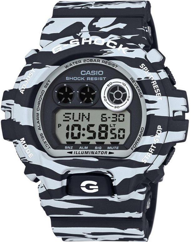Оригинальные часы Casio G-Shock GD-X6900BW-1ER
