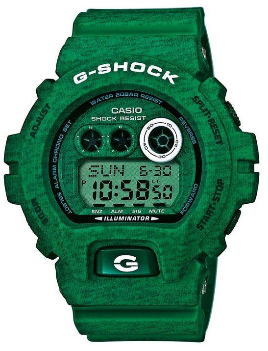 Оригинальные часы Casio G-Shock GD-X6900HT-3ER