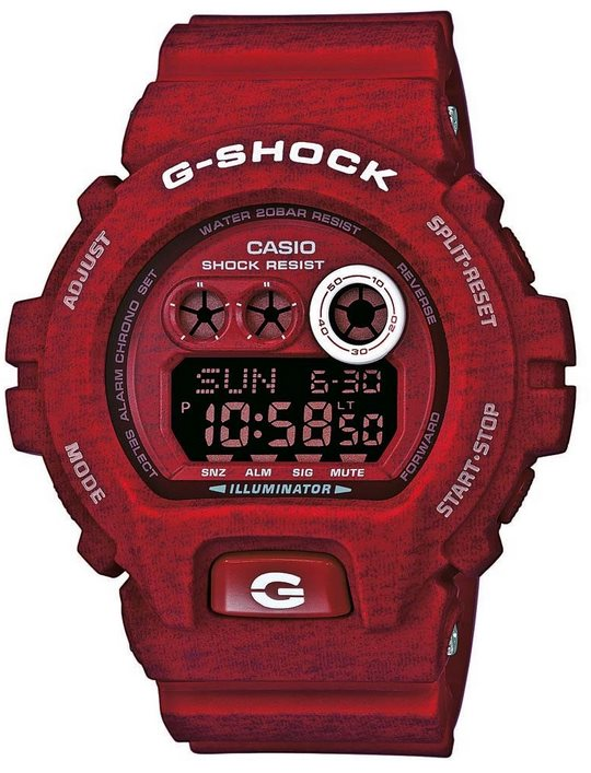 Оригинальные часы Casio G-Shock GD-X6900HT-4ER