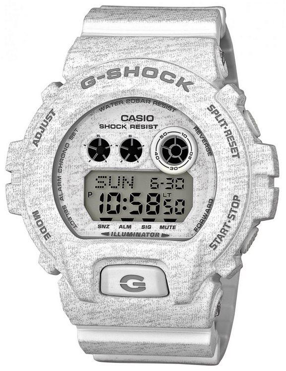 Оригинальные часы Casio G-Shock GD-X6900HT-7ER