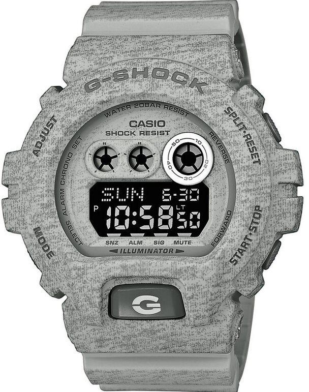 Оригинальные часы Casio G-Shock GD-X6900HT-8ER