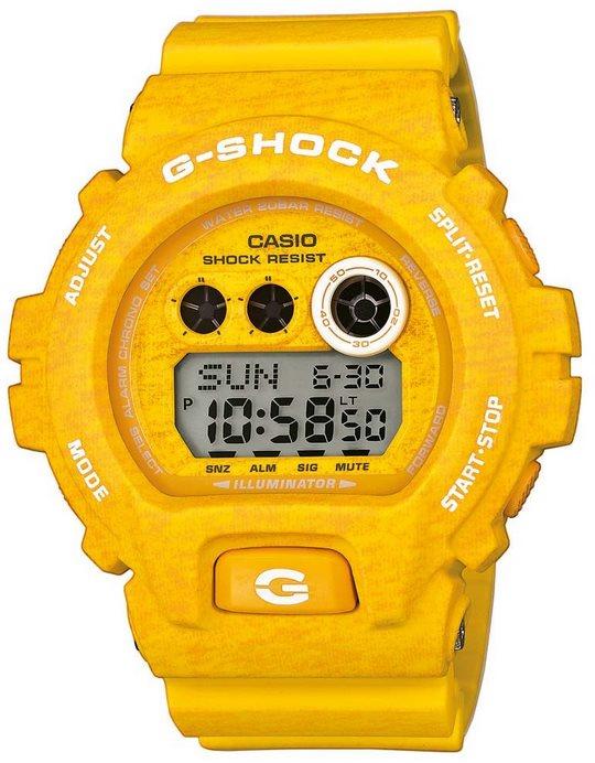 Оригинальные часы Casio G-Shock GD-X6900HT-9ER