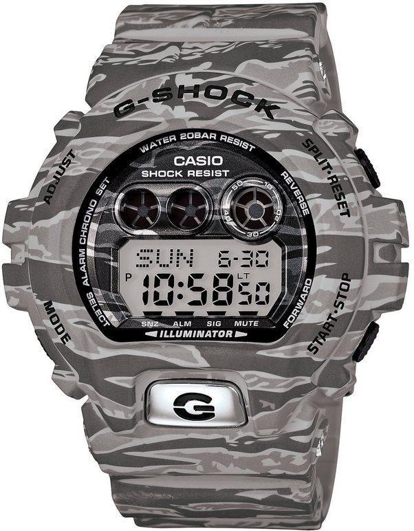 Оригинальные часы Casio G-Shock GD-X6900TC-8ER
