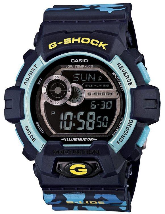 Оригинальные часы Casio G-Shock GLS-8900CM-2ER