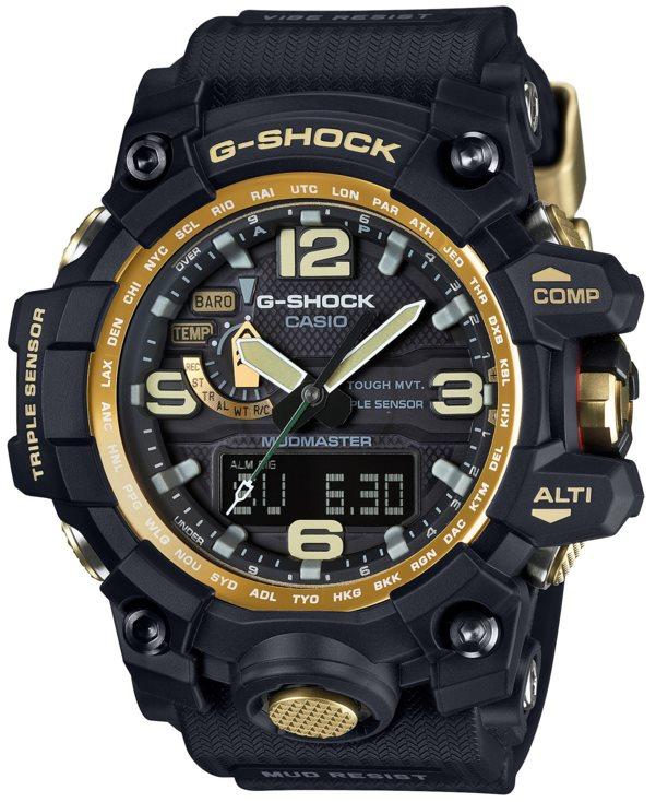 Оригинальные часы Casio G-Shock GWG-1000GB-1AER