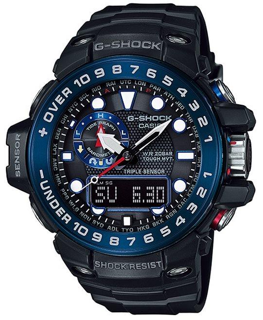 Оригинальные часы Casio G-Shock GWN-1000B-1BER