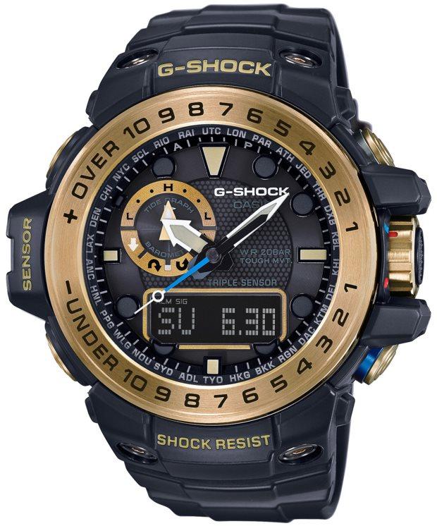 Оригинальные часы Casio G-Shock GWN-1000GB-1AER