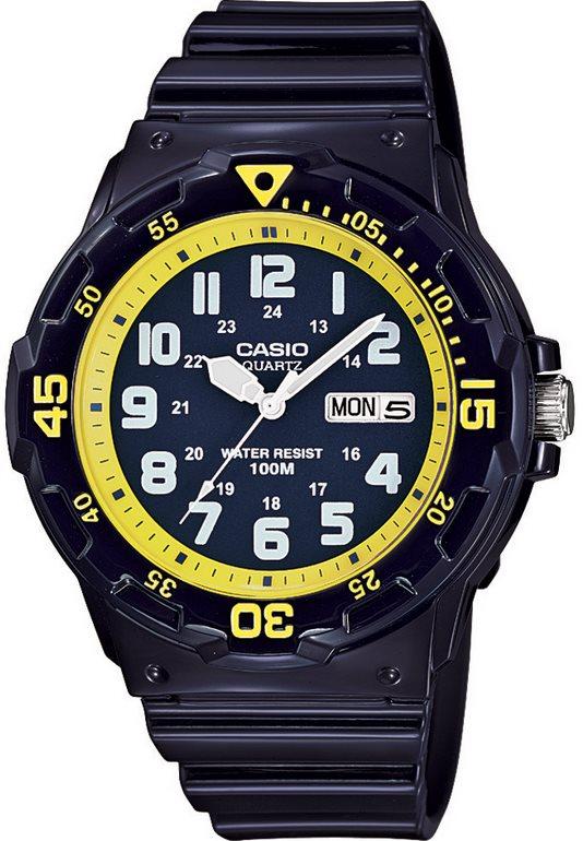 Оригинальные часы Casio Standart MRW-200HC-2BVEF