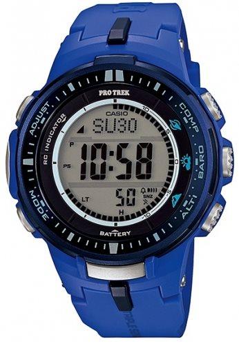 Оригинальные часы Casio Pro-trek PRW-3000-2BER