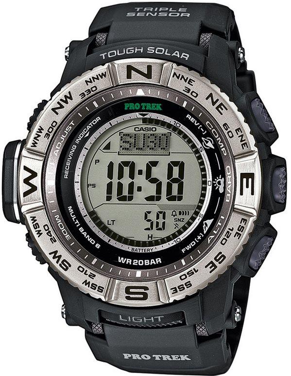 Оригинальные часы Casio Pro-trek PRW-3500-1ER