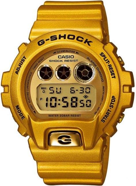 Оригинальные часы Casio DW-6900GD-9ER