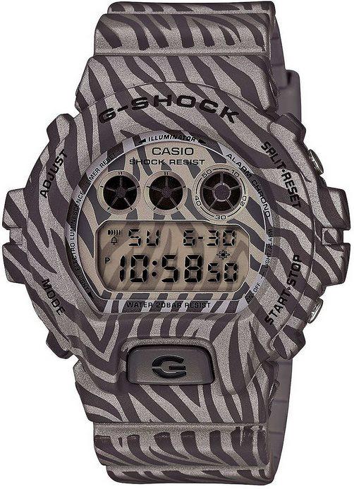 Оригинальные часы Casio DW-6900ZB-8ER