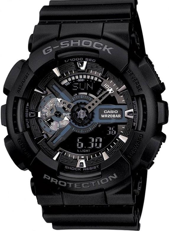 Оригинальные часы Casio G-Shock GA-110-1BER