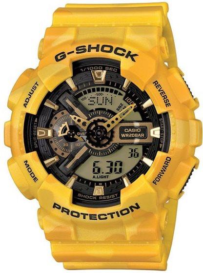 Оригинальные часы Casio G-Shock GA-110CM-9AER