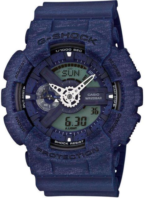 Оригинальные часы Casio G-Shock GA-110HT-2AER