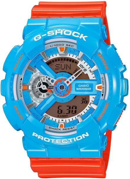 Оригинальные часы Casio G-Shock GA-110NC-2AER