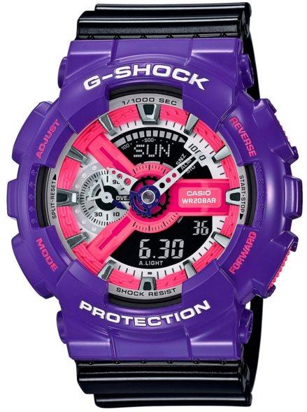 Оригинальные часы Casio G-Shock GA-110NC-6AER