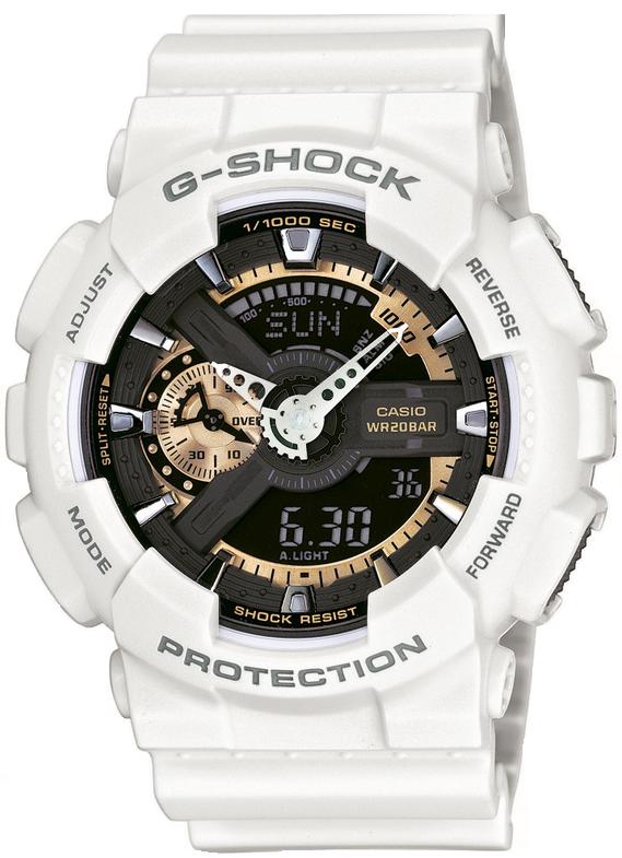 Оригинальные часы Casio G-Shock GA-110RG-7AER