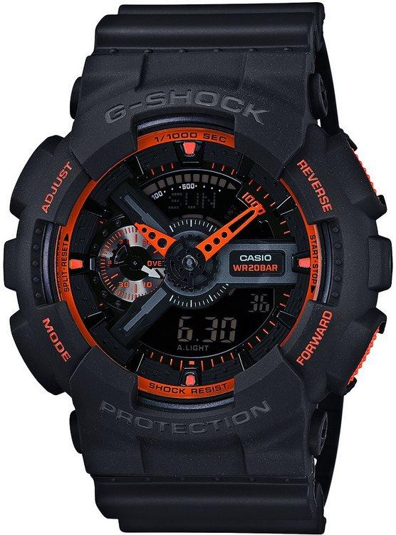 Оригинальные часы Casio G-Shock GA-110TS-1A4ER