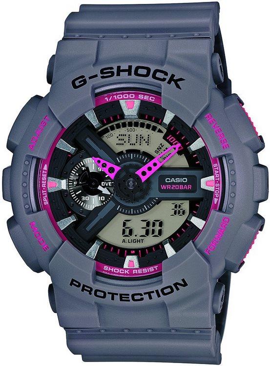 Оригинальные часы Casio G-Shock GA-110TS-8A4ER