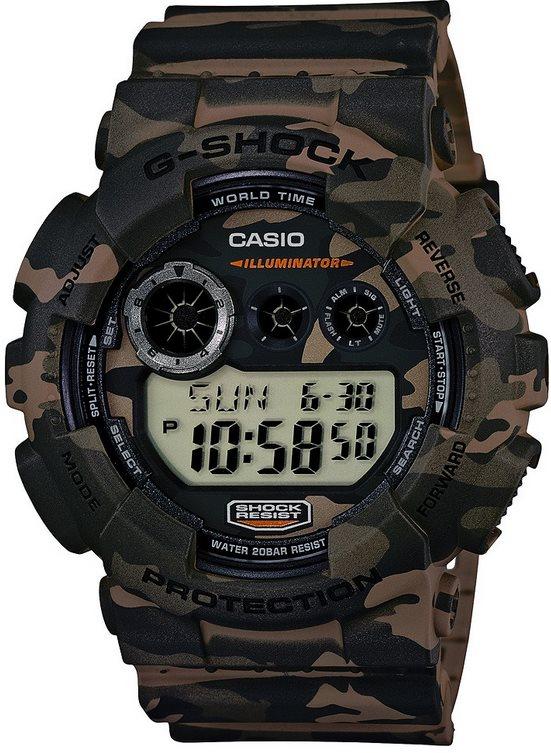 Оригинальные часы Casio G-Shock GD-120CM-5ER