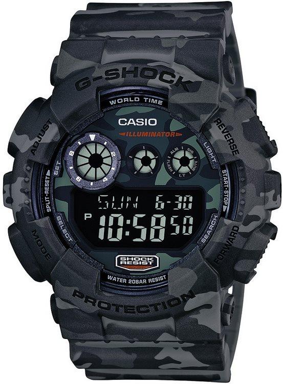 Оригинальные часы Casio G-Shock GD-120CM-8ER