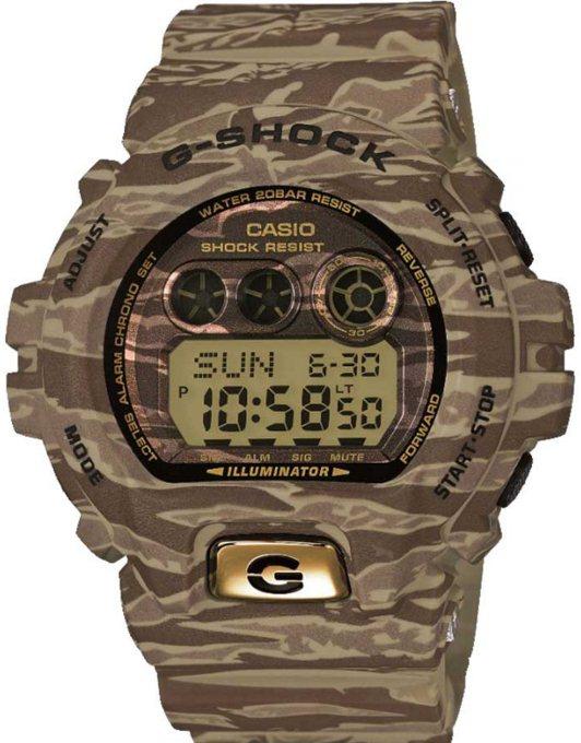 Оригинальные часы Casio G-Shock GD-X6900TC-5ER