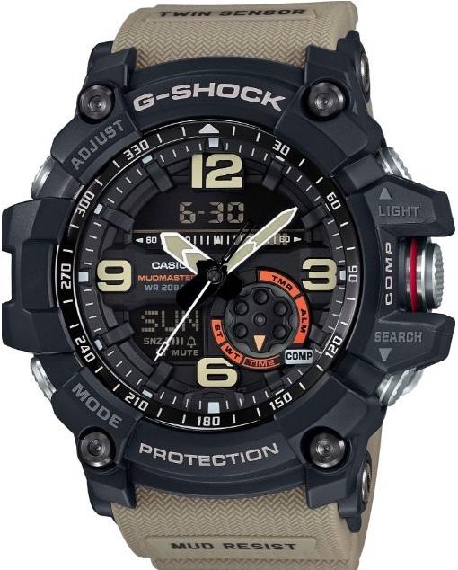 Оригинальные часы Casio G-Shock GG-1000-1A5ER