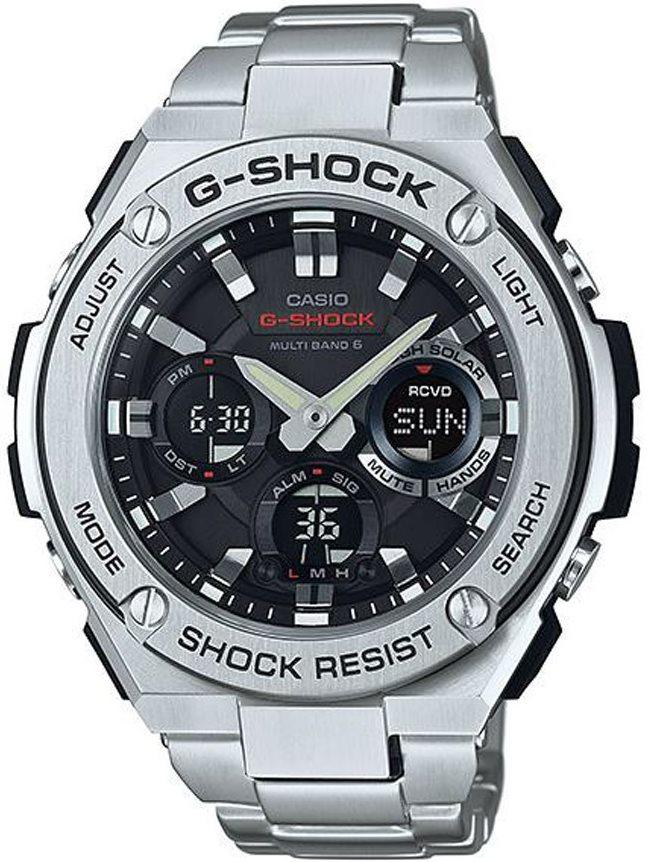Оригинальные часы Casio G-Shock GST-W110D-1AER