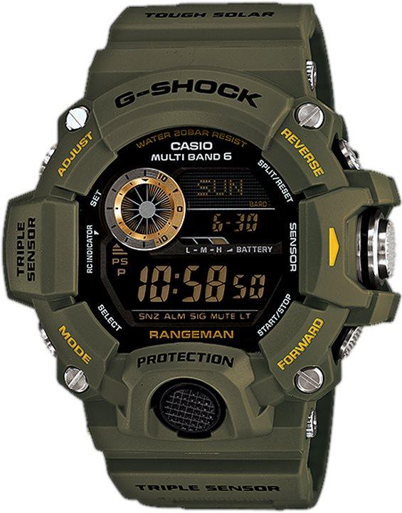 Оригинальные часы Casio G-Shock GW-9400-3ER