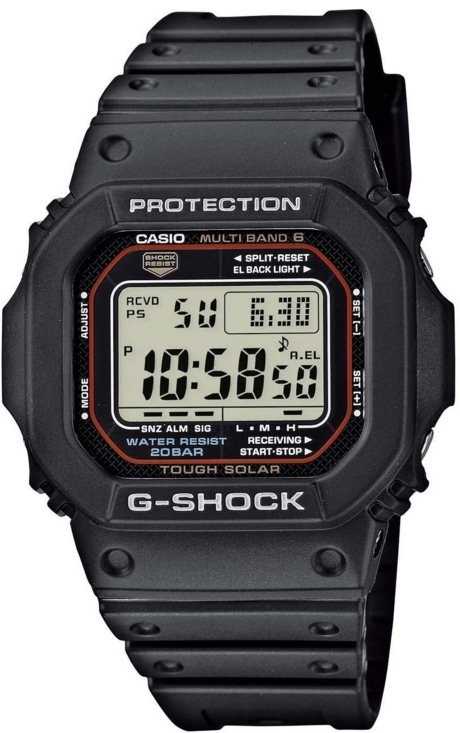Оригинальные часы Casio G-Shock GW-M5610-1ER