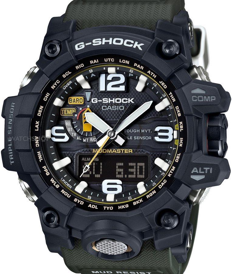 Оригинальные часы Casio G-Shock GWG-1000-1A3ER