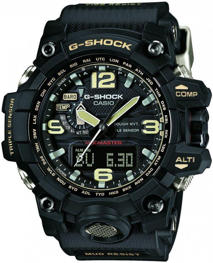 Оригинальные часы Casio G-Shock GWG-1000-1AER
