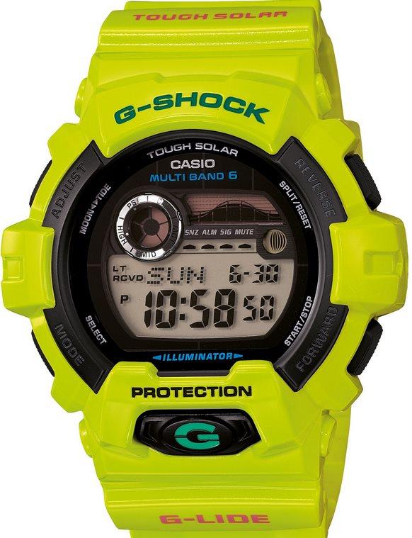 Оригинальные часы Casio G-Shock GWX-8900C-3ER