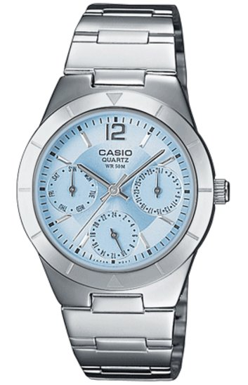 Женские часы Casio Ladies LTP-2069D-2AVEF 720c4367be2bf