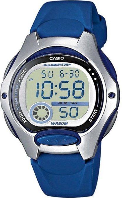 Оригинальные часы Casio Ladies LW-200-2AVEF