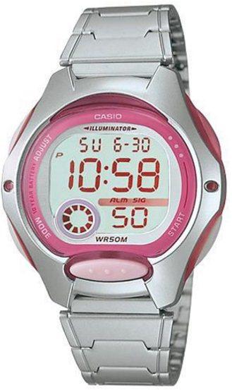 Оригинальные часы Casio Ladies LW-200D-4AVEF