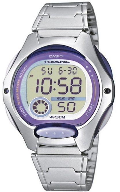 Женские часы Casio Ladies LW-200D-6AVEF