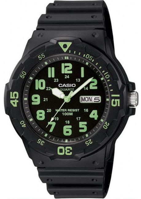 Оригинальные часы Casio Standart MRW-200H-3BVEF