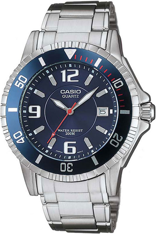 Мужские часы Casio Standard MTD-1053D-2AVEF