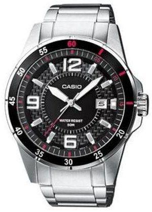 Мужские часы Casio Standard MTP-1291D-1A1VEF