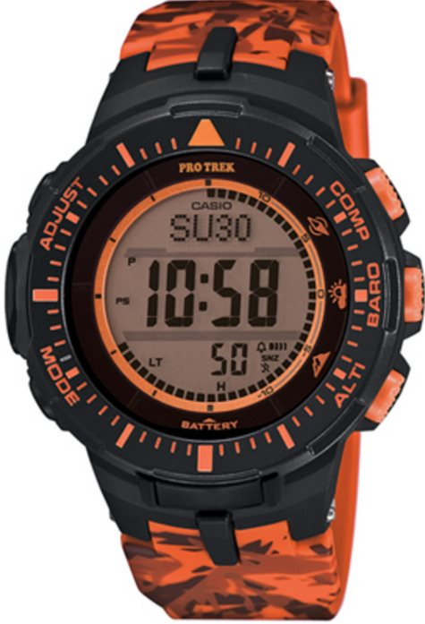 Оригинальные часы Casio Pro-trek PRG-300CM-4ER