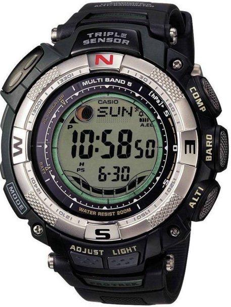 Мужские часы Casio Pro-trek PRW-1500-1VER