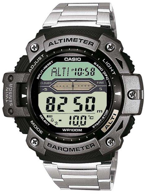 Оригинальные часы Casio Pro-trek SGW-300HD-1AVER