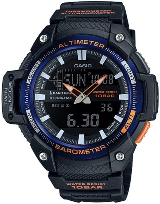 Оригинальные часы Casio Pro-trek SGW-450H-2BER